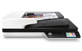Modulus T-4500fn1 TEMPEST Network Flatbed/ADF Scanner
