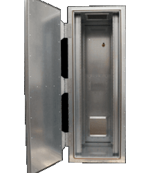 TEMPEST-Shielded Server Rack